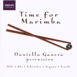 Time for Marimba - Daniella Ganeva