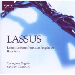 De Lassus : Les Lamentations de Jérémie