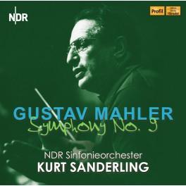 Mahler : Symphonie n°9 / Kurt Sanderling