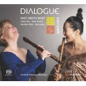 Dialogue - East Meets West, Musique de chambre pour Xiao et flûte
