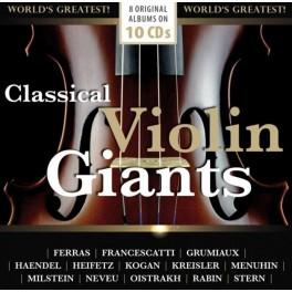 Les Géants du Violon Classique