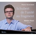 Schubert de l'unité au fragment