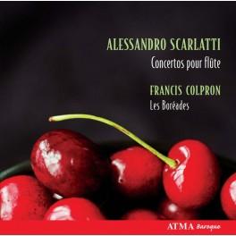 Scarlatti : Concertos pour flûte / Les Boréades