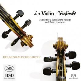 Musique pour 2 Violons désaccordés et basse continue