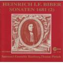 Biber : Sonatae violono solo 1681 - Volume 2