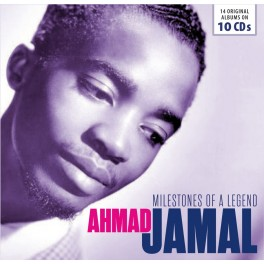Milestones Of A Legend / Ahmad Jamal
