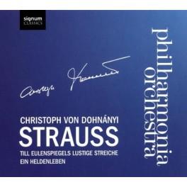 Strauss : Till l'Espiègle & Une vie de Héros