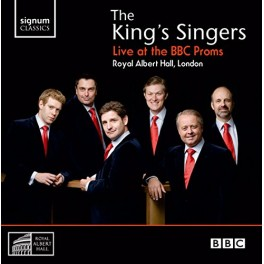 The King's Singers, live at the BBC Proms