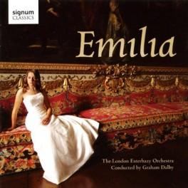 Emilia : Récital d'Emilia Dalby