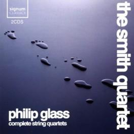 Glass : Intégrale des Quatuors à cordes