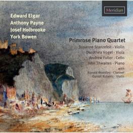 Oeuvres de Elgar, Payne, Holbrooke, Bowen / Primrose Piano Quartet