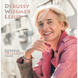 Debussy - Wissmer - Lesur : Oeuvres pour piano