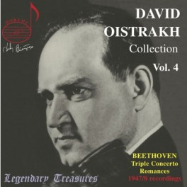The David Oistrakh Collection Vol.4