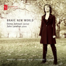 Brave New World, oeuvres pour clarinette et piano