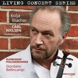 Nielsen : Concerto pour violon Op.33