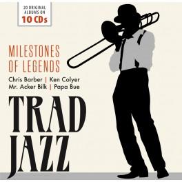 Milestones of A Legends / Trad Jazz