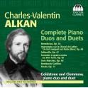 Alkan : Intégrale des oeuvres pour 4 mains et 2 pianos