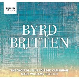 Byrd - Britten : Oeuvres Chorales