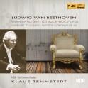 Beethoven : Symphonie n°3, Corolian Op.62 / Klaus Tennstedt