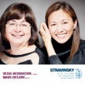 Stravinsky : Suite Italienne, Duo Concertant, Divertimento