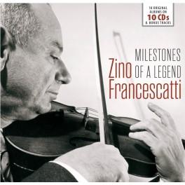 Milestones of A Legend / Zino Francescatti