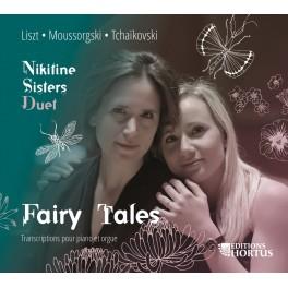 Fairy Tales, Transcriptions pour piano et orgue