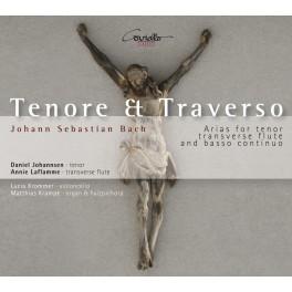 Tenore & Traverso, arias pour ténor et flûte traversière