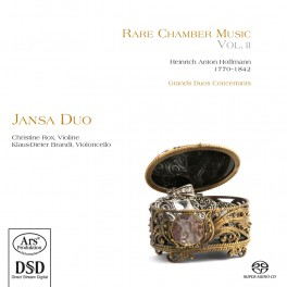 Hoffmann : Musique de Chambre Rare - Volume 2