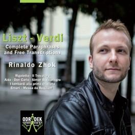 Liszt - Verdi : Intégrale des Paraphrases et Transcriptions