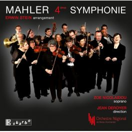 Mahler : Symphonie n°4 pour orchestre de chambre
