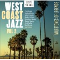 Milestones of Legends / West Coast Jazz Volume 2