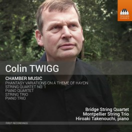 Twigg, Colin : Musique de Chambre