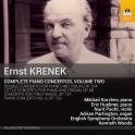 Krenek : Intégrale des Concertos pour piano Vol.2