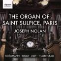 Joseph Nolan sur l'Orgue de Saint Sulpice de Paris