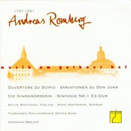 Musique à la cour de Gotha Vol.6 / Romberg : Arias & Oeuvres Orchestrales