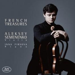 Trésors Français, Oeuvres pour violon et piano