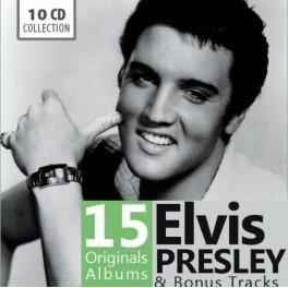 15 Original Albums / Elvis Presley
