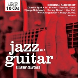 Ultimate Jazz Guitar Collection Volume 1