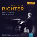 Sviatoslav Richter joue Schubert / Live à Moscou