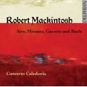 Mackintosh : Airs, menuets, gavottes