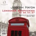Haydn : Symphonies Londoniennes n°98, 94 et 97
