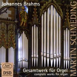 Brahms : Intégrale de l'Oeuvre pour Orgue