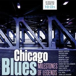 Milestones of Legends / Chicago Blues
