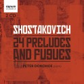 Chostakovitch : 24 Préludes et Fugues