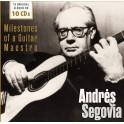 Milestones of a Guitar Maestro / Andrés Segovia