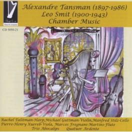 Tansman - Smit : Musique de Chambre