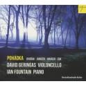Pohádka, oeuvres pour violoncelle et piano