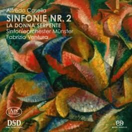 Casella, Alfredo : Symphonie n°2