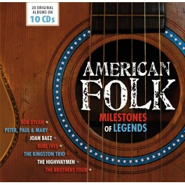 Milestones Of Legends / American Folk