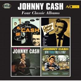 Four Classic Albums / Johnny Cash